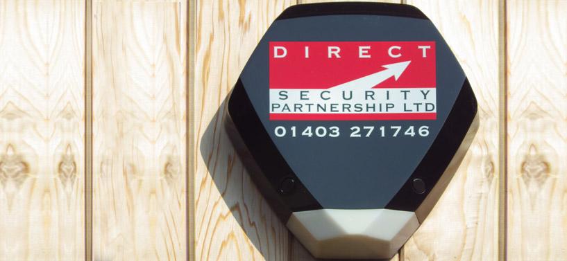 Direct Security Partnership Security Alarms Cameras Systems